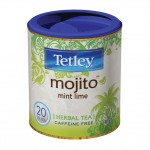 tetley mojito mint lime tea