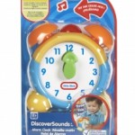 little tikes discoversounds alarm clock in package