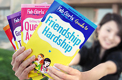 discovery girls fab girls guides