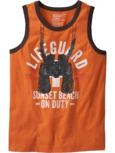 old navy muscle tee