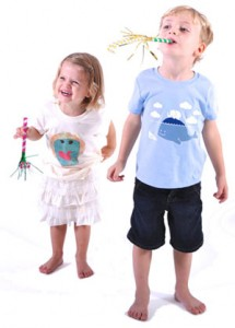exhibit kids t-shirts