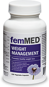 femMED weight managament supplement