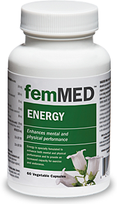femMED energy supplement