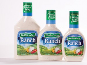 hidden valley ranch bottles