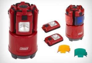 coleman 4-in-1 mini quad lantern