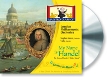 my name is handel box art
