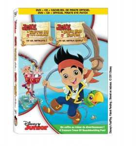 jake and the never land pirates box art