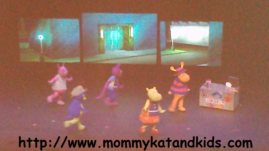 the backyardigans quest for the extra ordinary aliens show