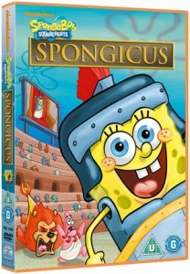 spongicus box art