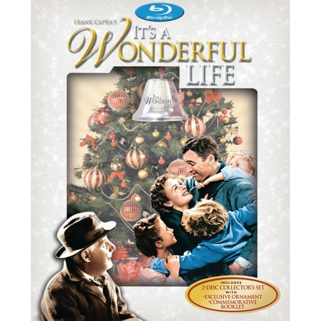 it's a wonderful life gift set box art