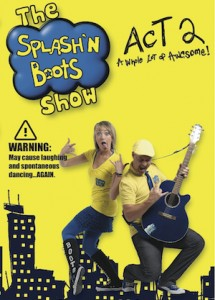 splash n boots act 2 box art