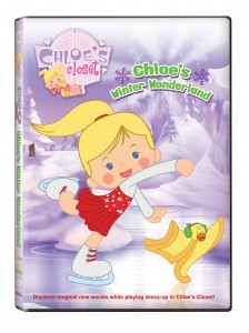 chloe's closet chloe's winter wonderland box art