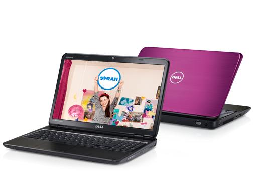 dell inspiron 15r open