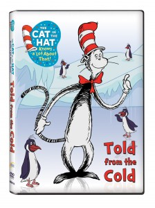 the cat in the hat knows a lot about that told from the cold box art