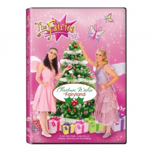 the fairies christmas wishes in fairyland box art