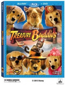 disney treasure buddies box art