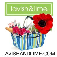 lavish and lime graphic