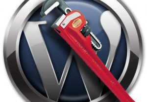wordpress wrench logo
