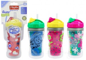 playtex insulator straw cups