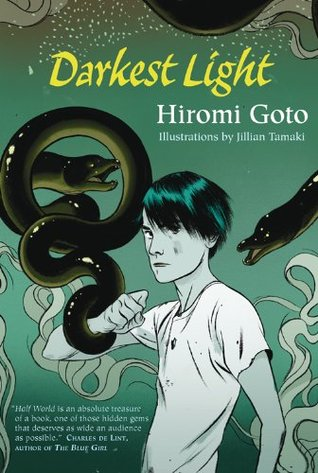 darkest light by hiromi goto cover art