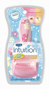 Schick Intuition Limited Edition Le Fleur handle