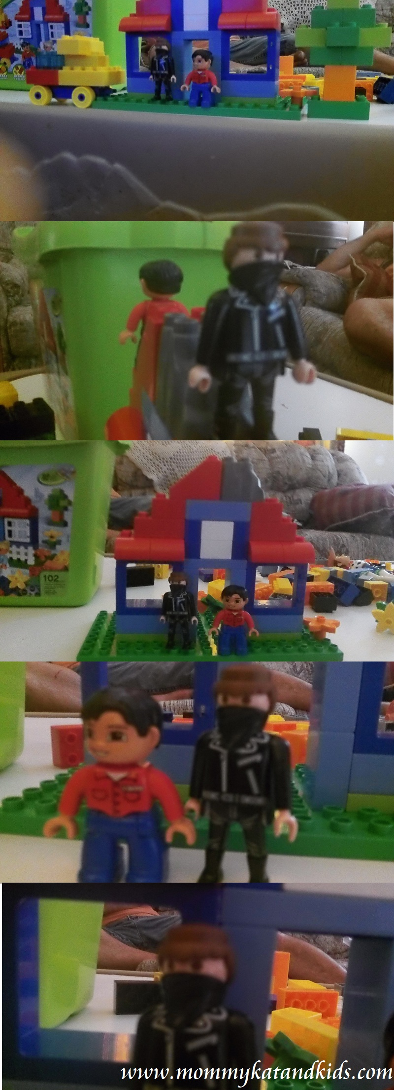 zack lego collage
