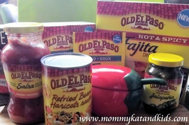 old el paso hot and mild prize pack