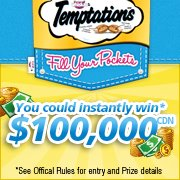 temptations contest image