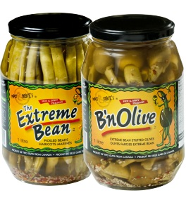the extreme bean and b'nolive