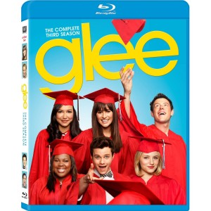 glee the complete third season box art