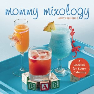 mommy mixology cover art