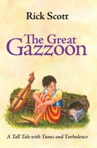 the great gazzoon cover