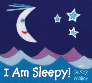 i am sleepy cover art