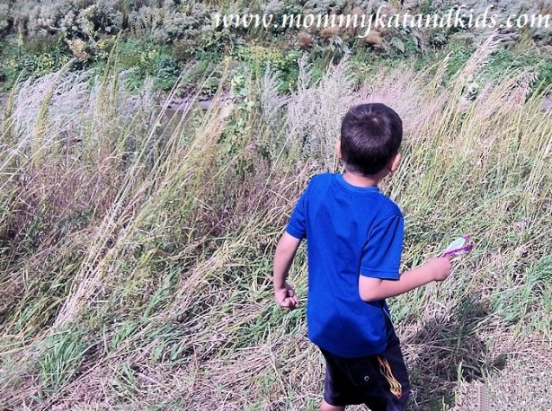 boy on saskatchewan prairie