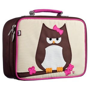 papar the owl lunch box