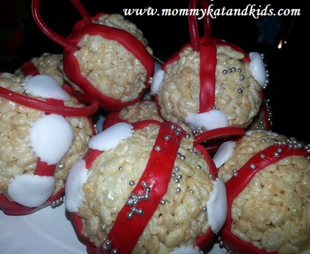 kellogg's rice krispies holiday ornaments