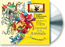 maestro classics carnival of the animals