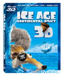 ice age continental drift box art