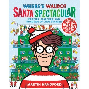 where's waldo santa spectacular