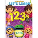 nickelodeon let's learn 123