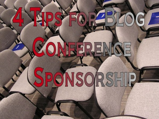 tips blog conference sponsorship