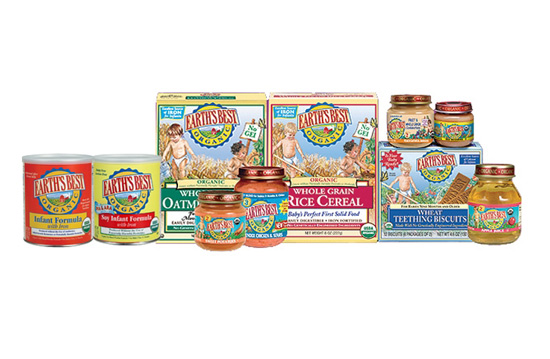 earth's best organic assortment