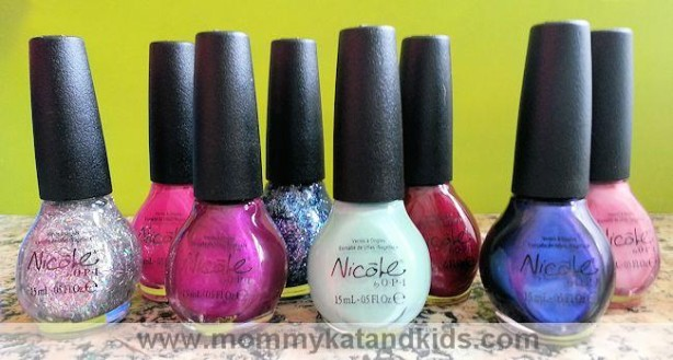nicole by opi polish
