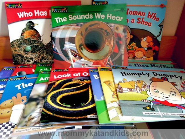 newmark learning books