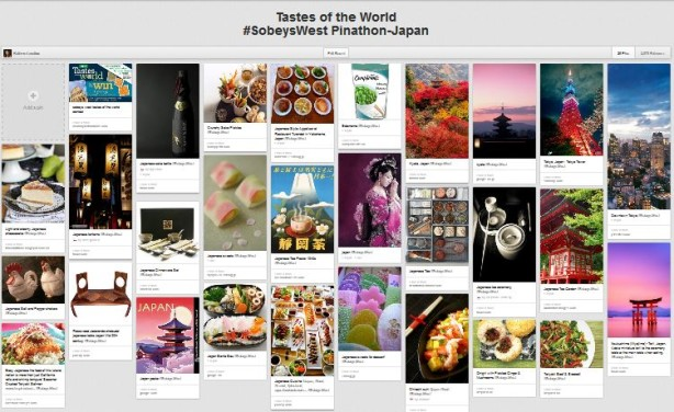 sobeys west pinterest board japan