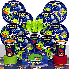 angry birds space deluxe kit