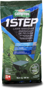 cil golfgreen 1-step lawn makeover