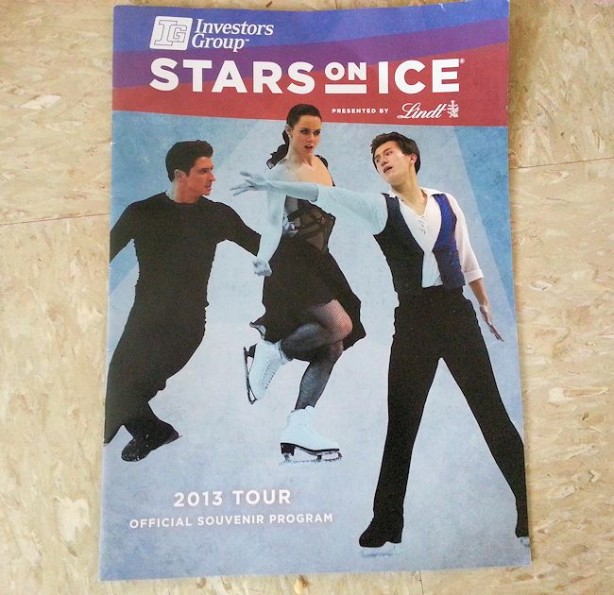 stars on ice program