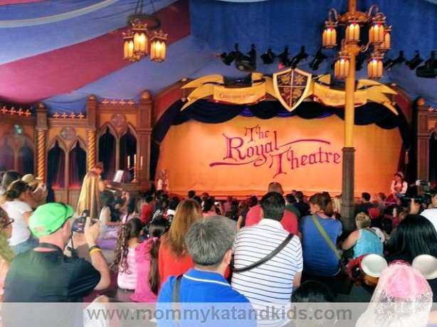 fantasy faire royal theatre