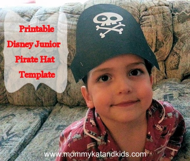 jake never land pirates hat template